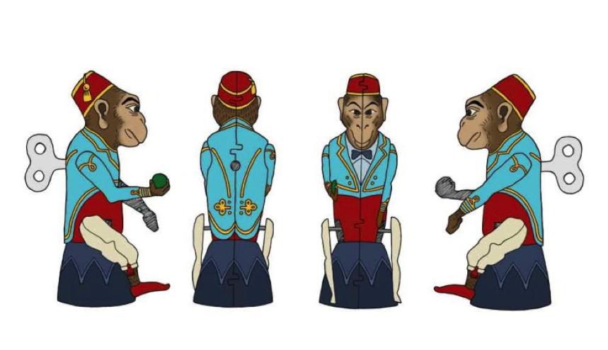 Lavoratori senza nessuna autonomia si sentono scimmie ammaestrate e attivano risposta a minaccia